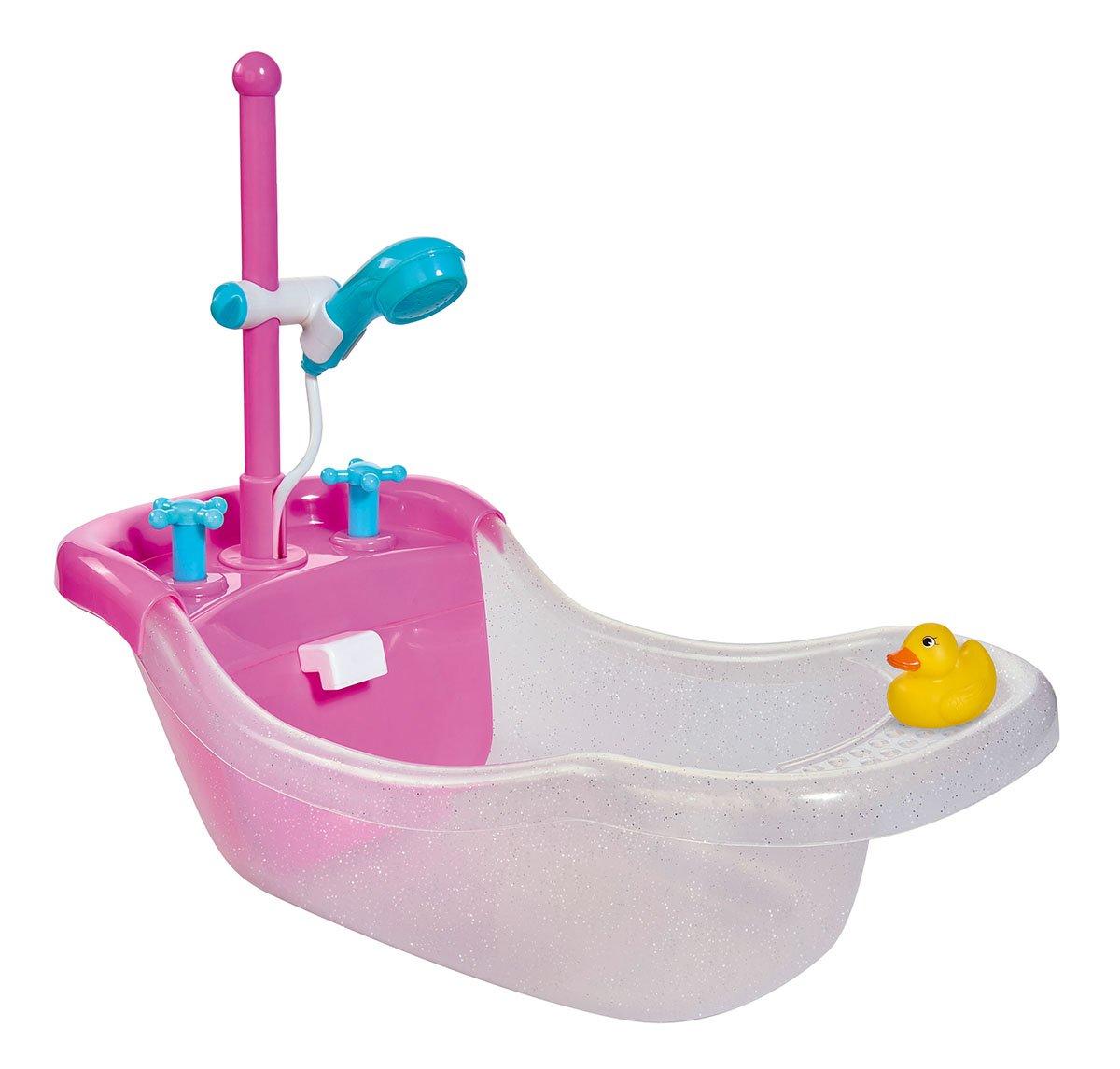 Simba 105560054 - New Born Baby Badewanne Puppe Simba Toys