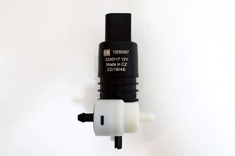 LSC 13250357 Pompa tergicristallo originale doppia uscita//anteriore e posteriore