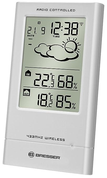 484 opinioni per Bresser TempTrend, Stazione metereologica con sensore esterno senza fili e