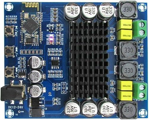 TPA3116D2 TPA3116 XH-M543 Dual Channel Stereo High Power Digital Audio Power Amplifier Board 120W 120W DIY Module