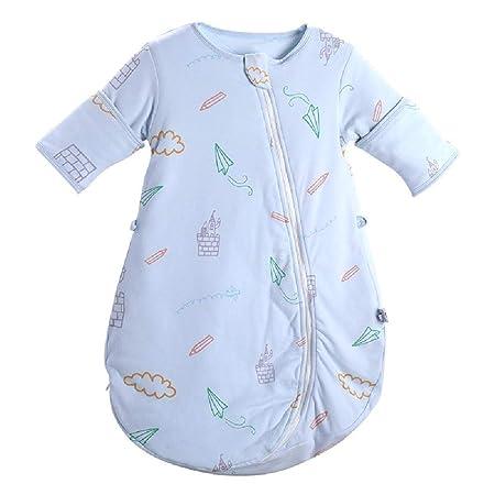 Bunnysun Bebé del Saco de Dormir recién Nacido Anti Tiro edredón ...