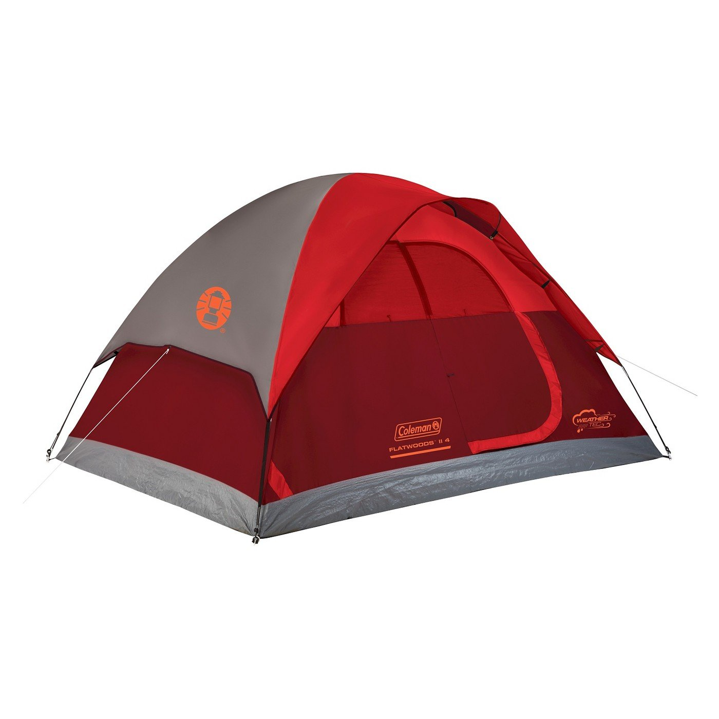 Coleman Flatwoods II 4 Person Tent
