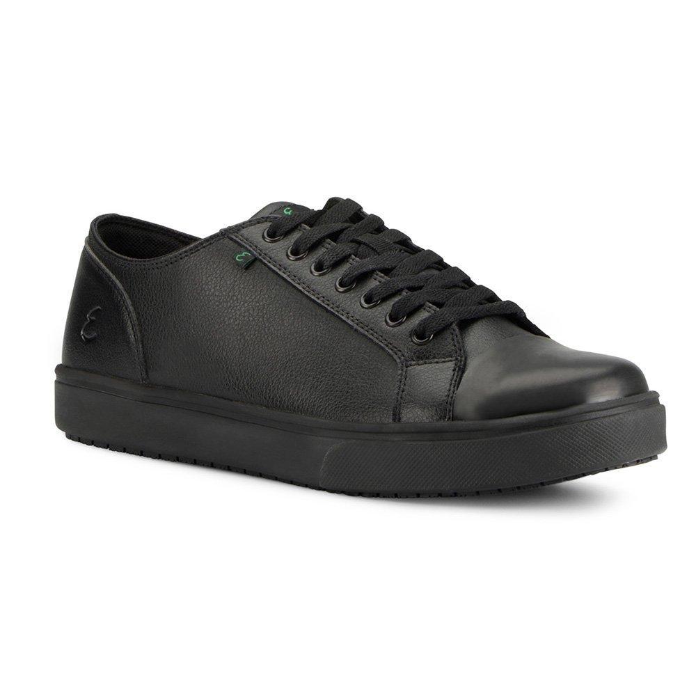 Emeril Lagasse Men's Canal Health Care Food Service Slip-Resistant Shoe, Black, 8 D US
