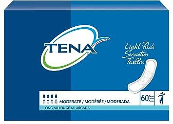 Amazon com: Special 3 packs of TENA Moderate Long Pads - 60