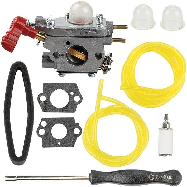 Amazon.com: Mckin 753-06288 751-15112 - Carburador para ...