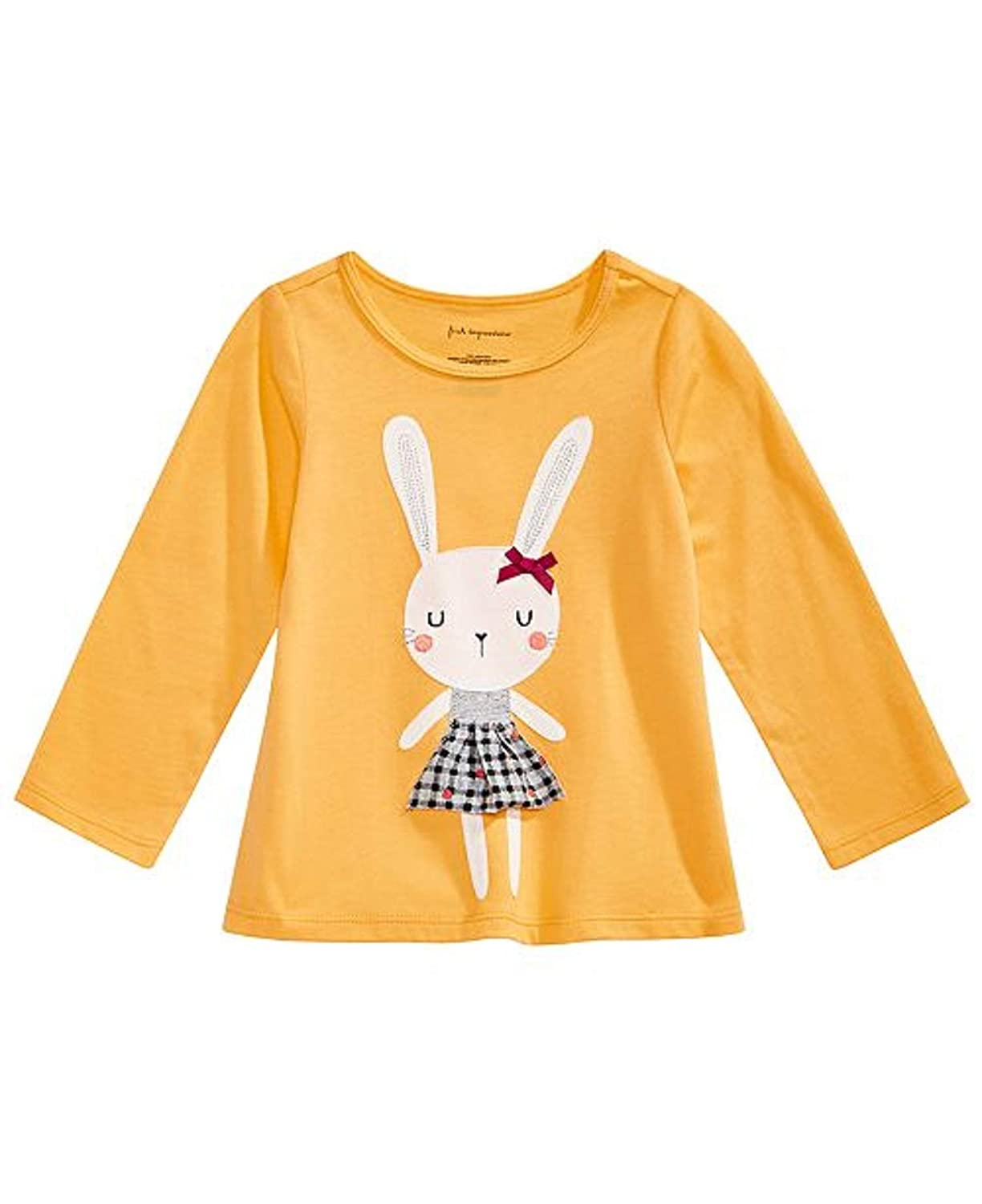 First Impressions Baby Girls Long Sleeve T-Shirt