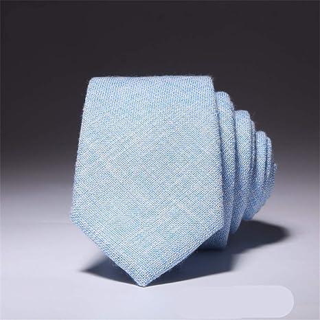 pyty123 Corbata Estrecha De 6 Cm para Hombre Boda Coreana Vestido ...