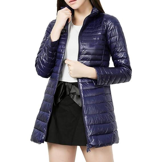 cc709b45d8bb KEERADS Manteau Hiver Chaud Doudoune Femme Veste Capuche Fourrure Faux Long  Jacket Blouson Causal Femmes Manteau