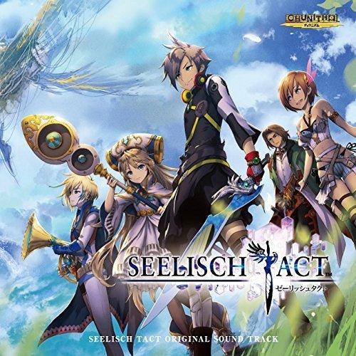 Sega CHUNITHM- Chuunizumu - SEELISCH TACT ORIGINAL SOUNDTRACK