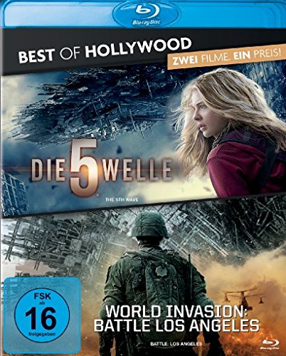 Die 5. Welle / World Invasion: Battle Los Angeles - Best of Hollywood/2 Movie Collector's Pack