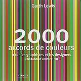 2000 accords de couleurs pour les graphistes et les designers