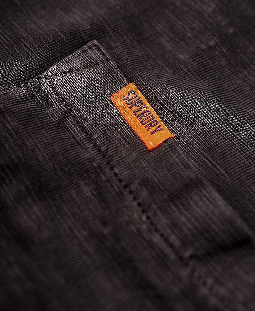 Mens Dry Originals S//S Po Dry Smoulder Black