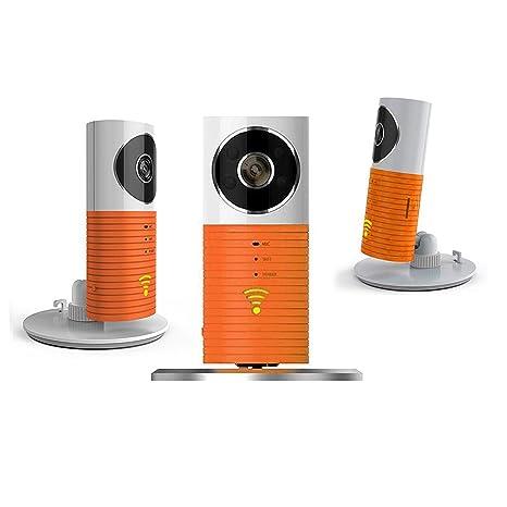 Aquarius Clever - Cámara de vigilancia inalámbrica para perro, WiFi CCTV, con visión nocturna y cámara de ...