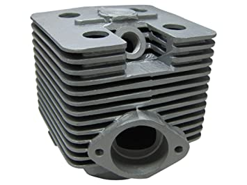 Cuerpo de cilindro para 66/80cc eléctrico Start arranque/embrague centrífugo (BT) bicicleta Kits de motor de 2 tiempos: Amazon.es: Coche y moto