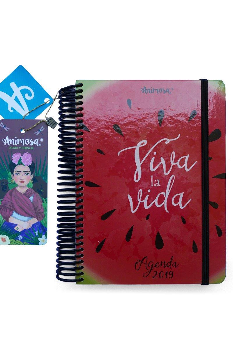 Agenda 2019 Frida Sandias