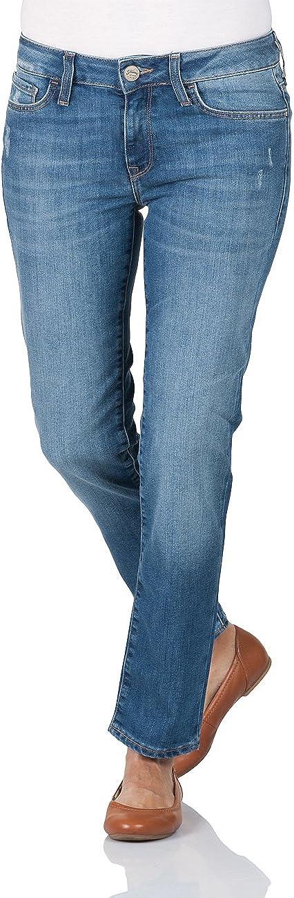 Mavi Damen Sophie Ankle Skinny Jeans Blau (Power Shaded Uptown Str 23001)