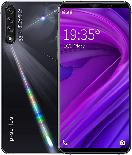 GJRPhone Moda Nowa5 Pro 6.1inch Smartphone 13MP + 16MP 8GB RAM ...
