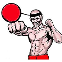 Fight Boule Reflex, Punch d'exercice pour la boxe, MMA et autres sports de combat