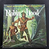 Robert Hardy And The Famous Theatre - Robin Hood - Lp Vinyl Record