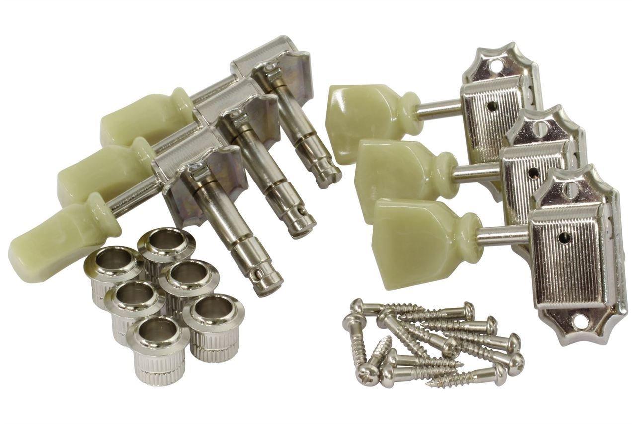 Gotoh Locking Tuners Nickel (3 per side)