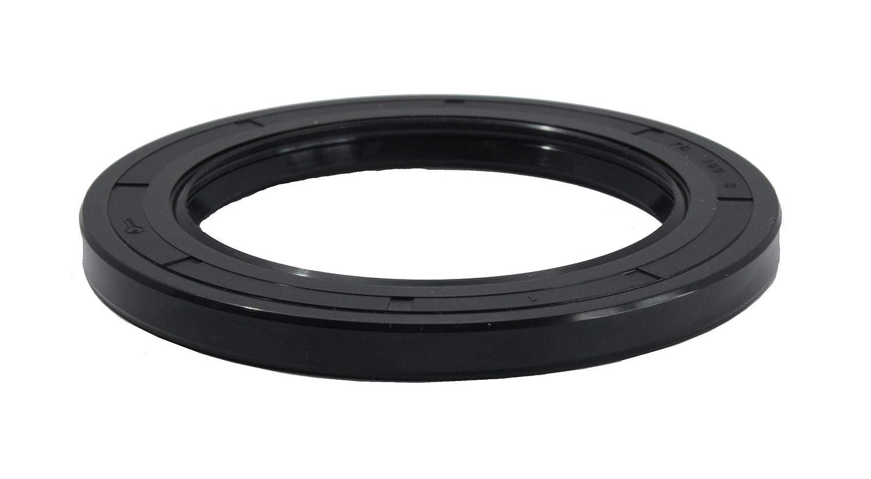 30,0x40,0x5,0 mm Bauform AS ToolNerds Radial Wellendichtring NBR 72A Profil