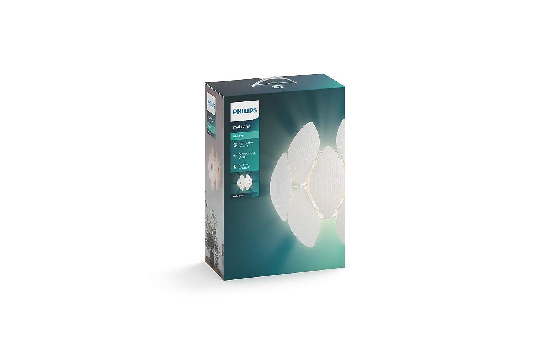 Philips lighting pn chiffon applique plastique e blanc