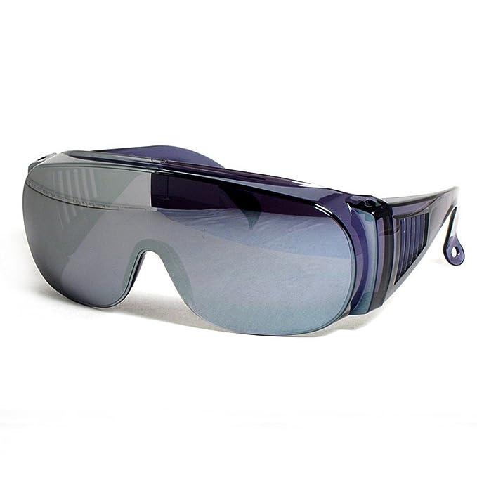 Amazon.com: Gran Colocar Sobre anteojos de sol lente de ...