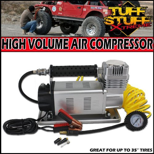 Tuff Stuff Overland TS-150-CMP-XT Xtreme Portable High Volume Air Compressor 150 PSI 5.65 CFM