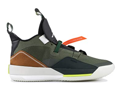 1df7ff783893ce Nike Air Jordan 32 NRG Travis Scott CD5965 300 Olive (8)
