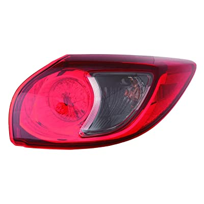 Depo 316-1937R-AS Tail Light (MAZDA CX-5 13-15 PASSENGER SIDE): Automotive