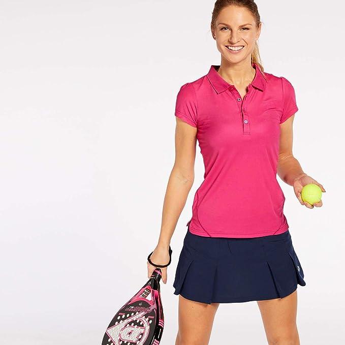 PROTON Polo Tenis Mujer (Talla: XL): Amazon.es: Deportes y aire libre
