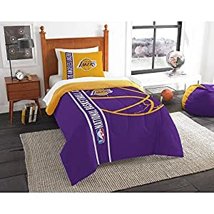 Lakers Bed Set Twin