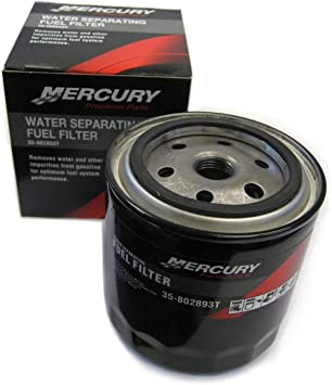 Fuel Filter Quicksilver 35-807256T Mercruiser New 6360