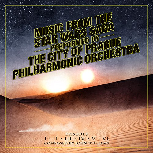 The City Of Prague Philharmonic Orchestra-Music From The Star Wars Saga-CD-FLAC-2015-CUSTODES Download