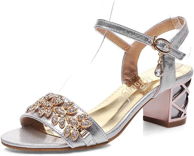 Scarpe Sposa Di Lusso.Fluores Scarpe Sandali Donna Scarpe Da Sposa Di Lusso Estate Open