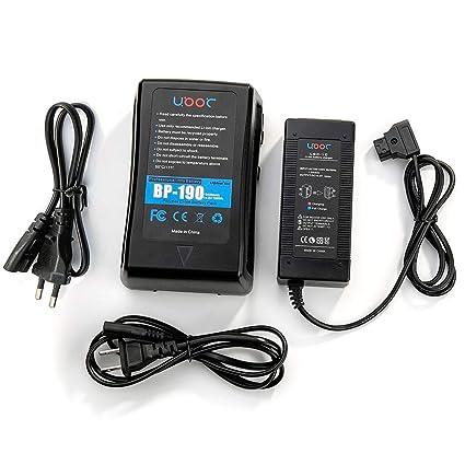Amazon.com: Nueva 190 Wh(13400 mAh) V Montaje/V-Lock batería ...