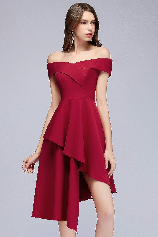 Amazoncom Misshow Vestidos De Fiesta De Noche Elegantes