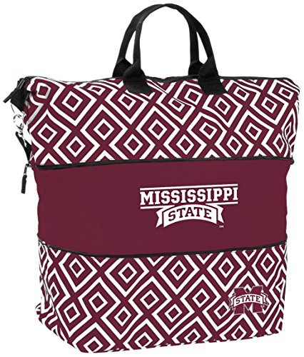 NCAA Mississippi State Women's DD Expandable Tote Bag by Logo