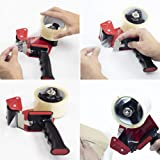 PROSUN Easy-Mount 2 Inch Tape Dispenser