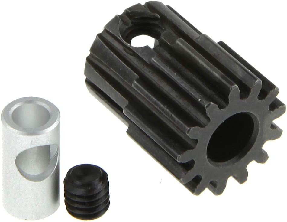GDS Racing 32P Steel Pinion Gear for 1//8 11T and 5mm Shaft RC Model 3.175mm