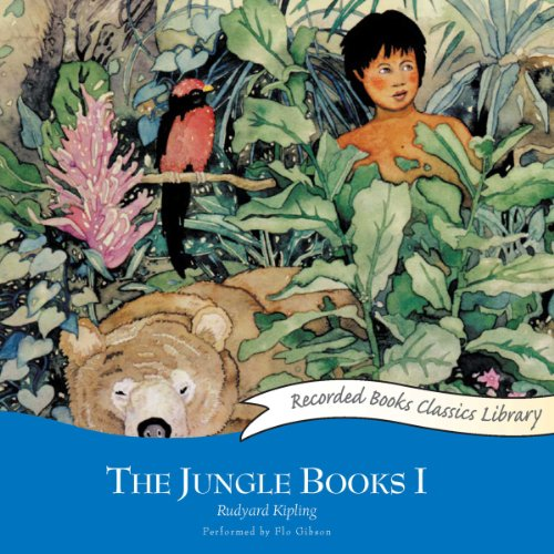 Bargain Audio Book - The Jungle Books I