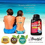 Diet Pills SKINNY AGAIN | Lose Weight FAST | Safe, Non-GMO & Gluten Free Appetite Suppressant | 100% Natural Weight Loss | Diet Pills that Work Fast For Women & Men - 1 Bottle