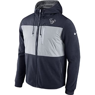 ac2e45de Amazon.com: NIKE Men's NFL Houston Texans Championship Drive Fleece ...