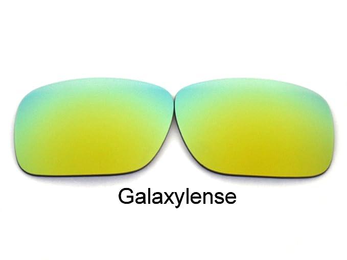 Galaxy lentes de repuesto para Oakley Holbrook vidrios oro Color Polarizados ,