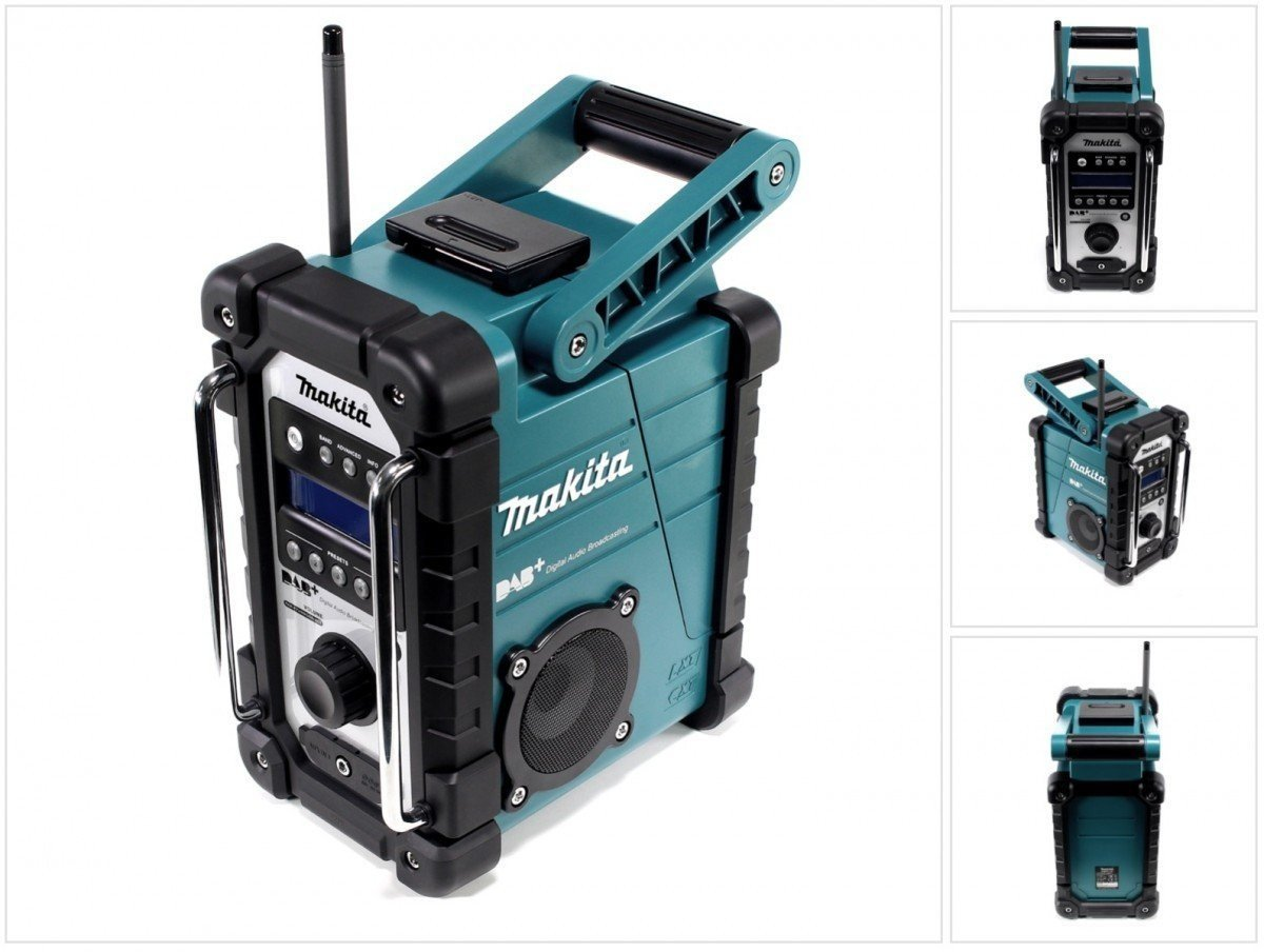 Makita Radio de chantier sans fil, DMR110