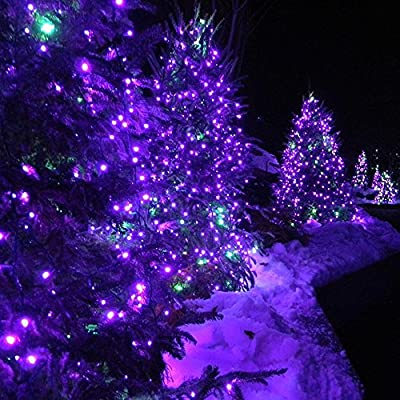 Qedertek 72ft 200 LED Outdoor Fairy Decorative Lights