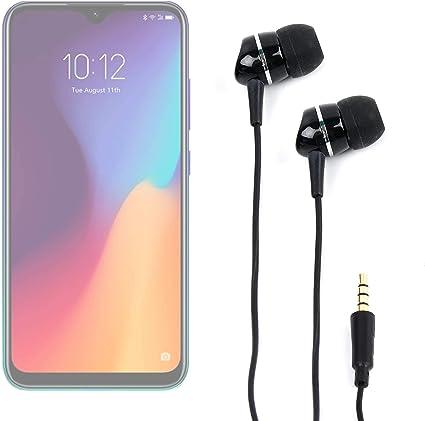 DURAGADGET Auriculares Compatible con Smartphone Lenovo K10 Plus ...
