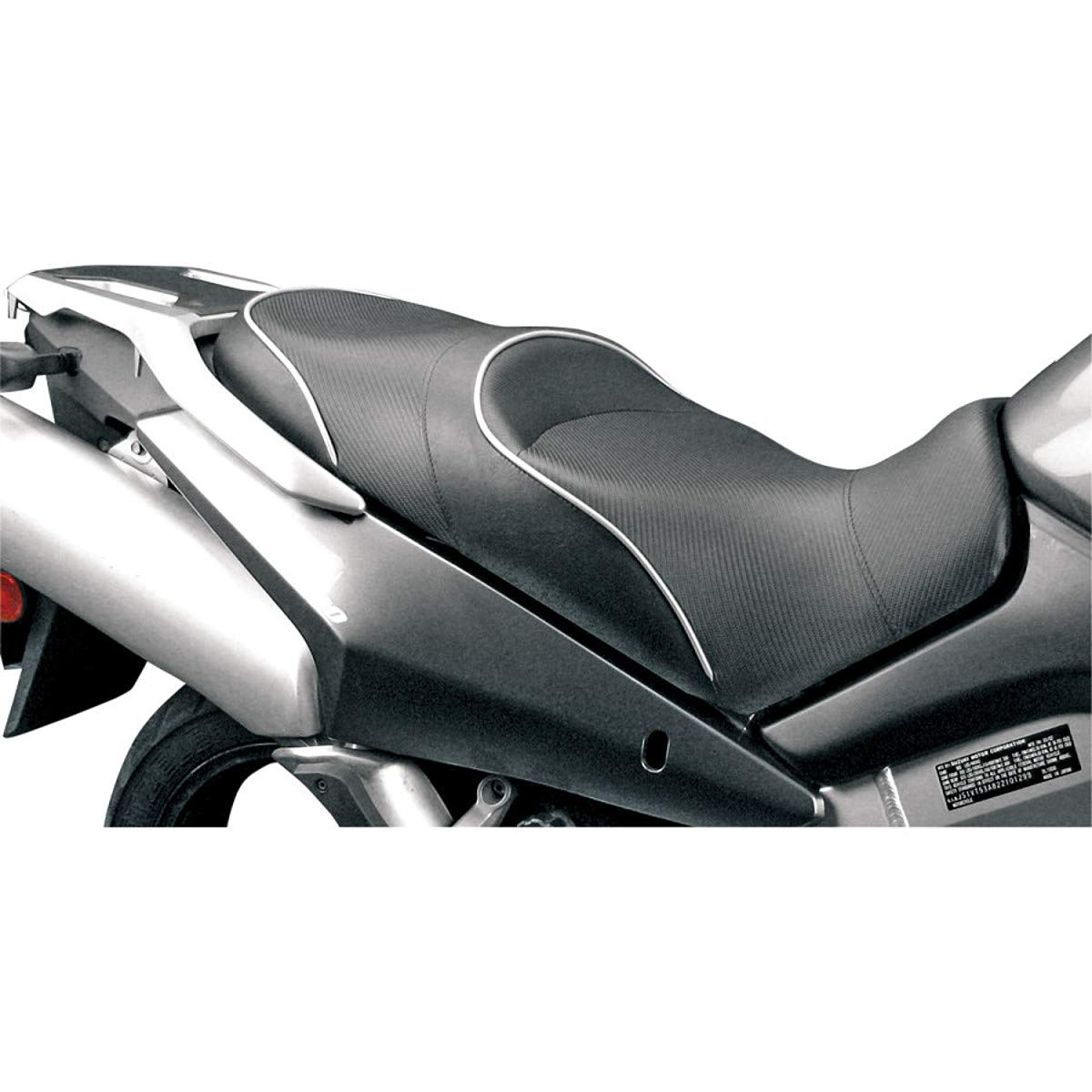Fantastic Sargent Suzuki V Strom World Sport Performance Seat With Black Accent Ws 552 19 Gamerscity Chair Design For Home Gamerscityorg