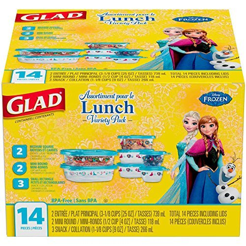 disney frozen lunch containers - 9