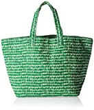 See Design Square Tote, Seeds Kelly, One Size